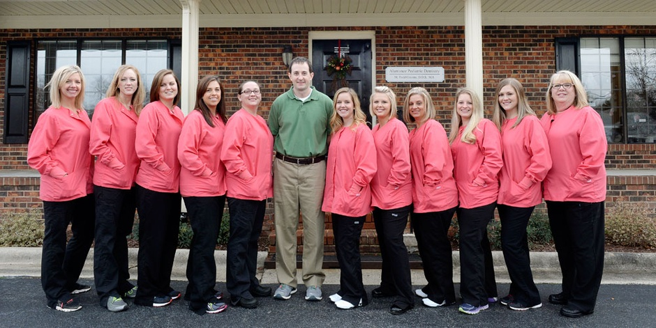 Alamance Pediatric Dentistry staff